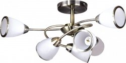 PLATO lampa sufitowa K-JSL-6059/6 AB KAJA