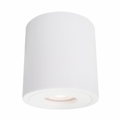 Faro XL oprawa natynkowa biała z IP44 LP-6510/1SM XL WH Light Prestige
