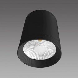 Zovo 1 natynkowa czarna LP-32015/1SM BK Light Prestige