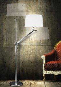 Terra lampa podłogowa mała F0005 MAXlight