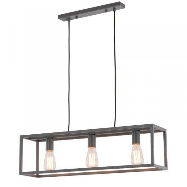 Lampa wisząca SIGALO MD-BR4367-D3 GR Italux