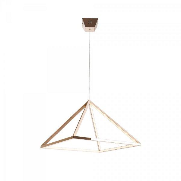 Peak L Copper lampa wisząca P0278 MAXlight