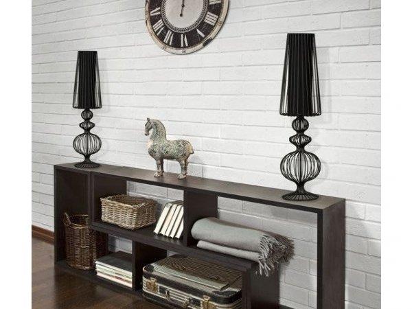 Lampa biurkowa Nowodvorski AVEIRO L black I 5126