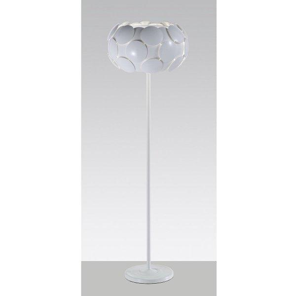 Lampa podłogowa SANTINA WHITE F0317-04M-T5E0