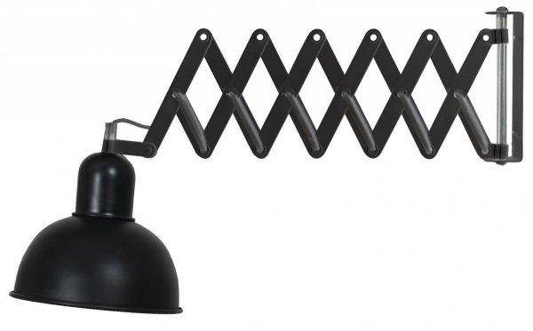 HARMONY LAMPA NA WYSIĘGNIKU HARMONIJKOWYM 1X40W E27 CZARNY 41-27900 Candellux