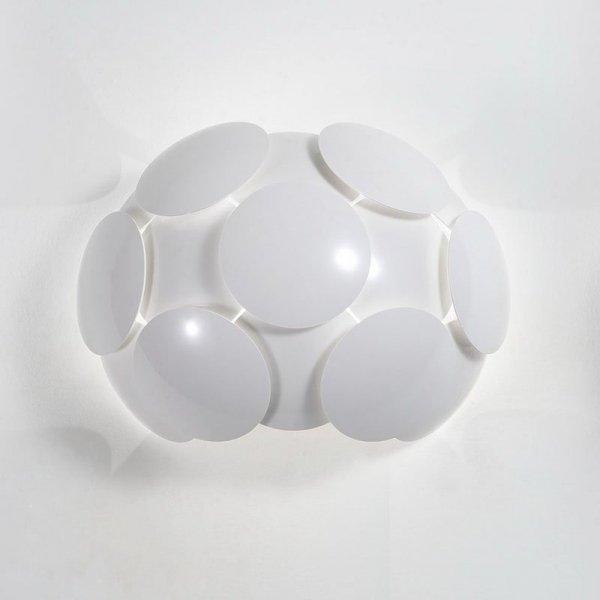 Kinkiet SANTINA WHITE W0317-01S-T5E0