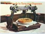 RECETTE DE LA TARTE AUX OIGNONS