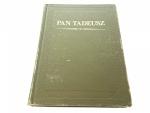 PAN TADEUSZ - Adam Mickiewicz 1984