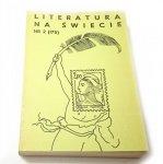 LITERATURA NA ŚWIECIE NR 2 (175) LUTY 1986