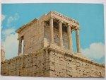 ATHENES. ACROPOLIE – LE TEMPLE DE LA VICTOIRE