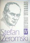 STEFAN ŻEROMSKI. UTWORY WYBRANE TOM IV 1973