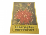 INFORMATOR OGRODNICZY 1981