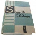SŁOWNIK JĘZYKA POLSKIEGO TOM V NIE-Ó 1963