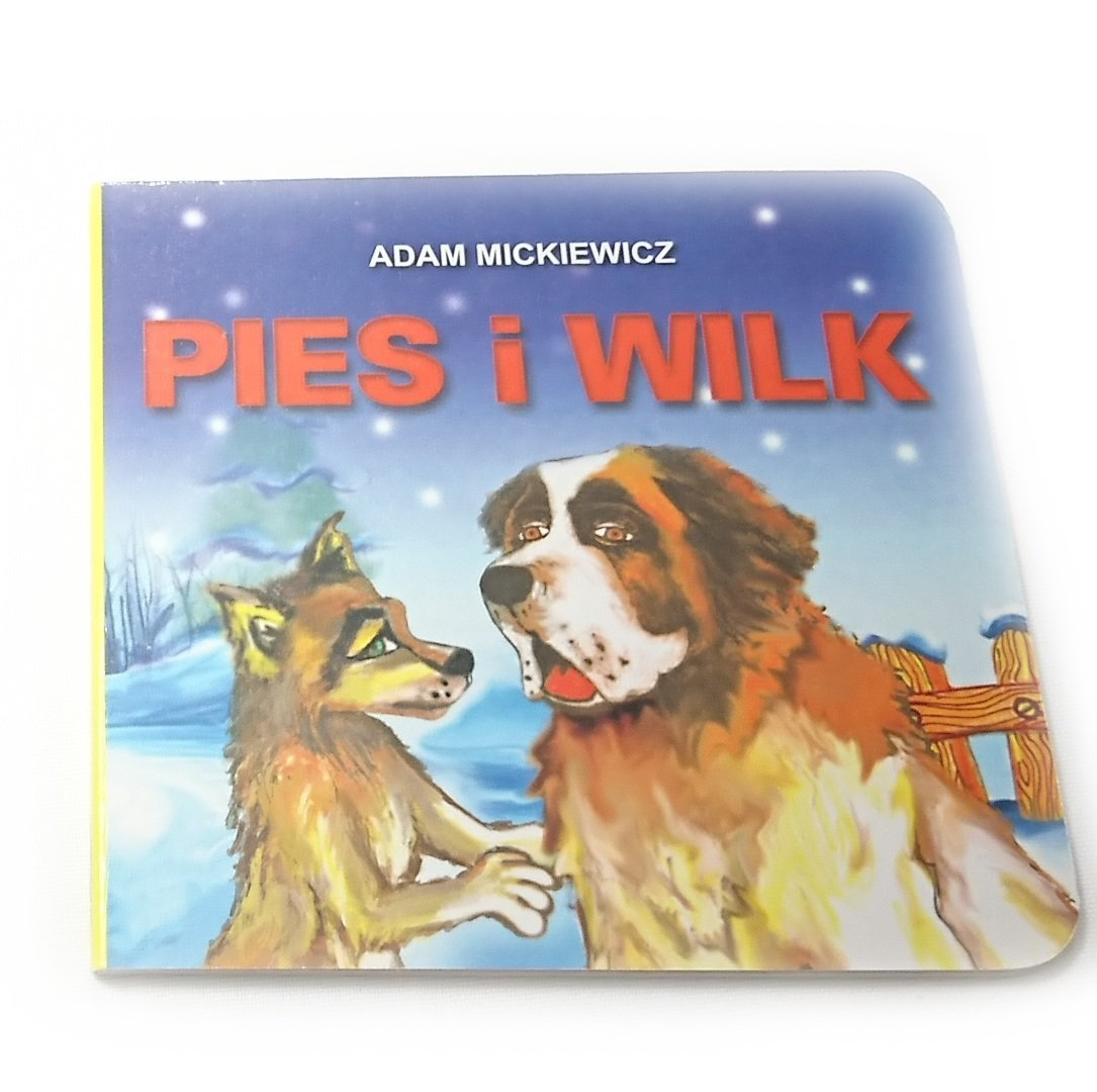 Pies I Wilk Adam Mickiewicz 2012
