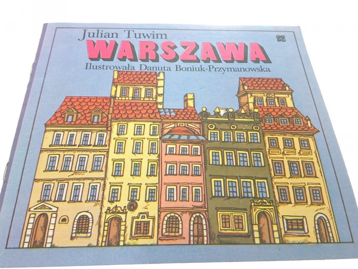 Warszawa Julian Tuwim 1986 Bajki I Wierszyki Książki