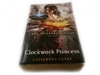 CLOCKWORK PRINCESS - Cassandra Clare 2013