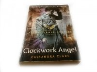 CLOCKWORK ANGEL - Cassandra Clare 2010