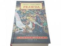 ŚWIAT DYSKU TOM 32 PRAWDA - Terry Pratchett 1999