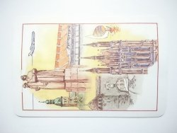 KALENDARZYK 1988 SOVIET AIRLINES