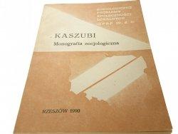 KASZUBI. MONOGRAFIA SOCJOLOGICZNA TOM 5 1990