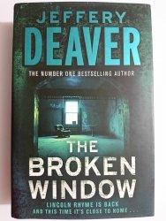 THE BROKEN WINDOW - Jeffery Deaver 2008