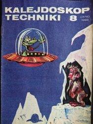 KALEJDOSKOP TECHNIKI NR 8 (375) 1988