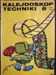 KALEJDOSKOP TECHNIKI NR 8 (351) 1986