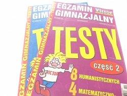 EGZAMIN GIMNAZJALNY NR. 2 i 4/2002 CZĘŚĆ 1 i 2