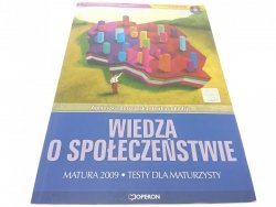 WIEDZA O SPOŁECZEŃSTWIE. MATURA 2009 - Borkowska