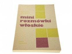MINI ROZMÓWKI WŁOSKIE - Piotr Salwa, Alina Wójcik