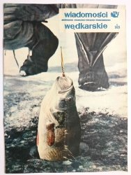WIADOMOŚCI WĘDKARSKIE NR 1 1968