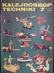 KALEJDOSKOP TECHNIKI NR 7 (374) 1988