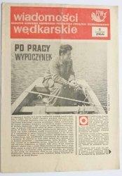 WIADOMOŚCI WĘDKARSKIE NR 5 1966