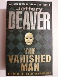 THE VANISHED MAN - Jeffery Deaver 2003