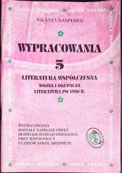 WYPRACOWANIA 5 - Jolanta Kasperek 1996