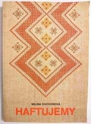 HAFTUJEMY - Milina Duchońova 1985