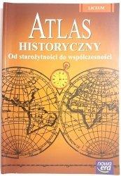 ATLAS HISTORYCZNY. OD STAROŻYTNOŚCI DO WSPÓŁCZESNOŚCI  2008