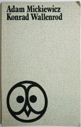 KONRAD WALLENROD - Adam Mickiewicz 1974