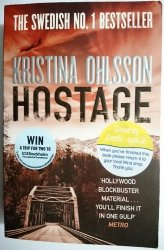 HOSTAGE - Kristina Ohlsson 2015
