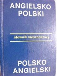 SŁOWNIK KIESZONKOWY ANGIELSKO-POLSKI POLSKO-ANGIELSKI 1990