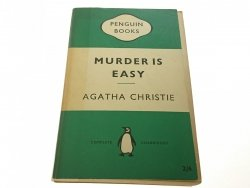 MURDER IS EASY - Agatha Christie 1959