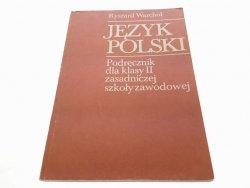 JĘZYK POLSKI ZSZ - Ryszard Warchoł