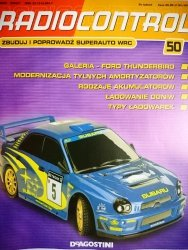 RADIOCONTROL. ZBUDUJ I POPROWADŹ SUPERAUTO WRC 50