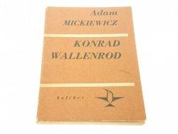 KONRAD WALLENROD - Adam Mickiewicz (1971)