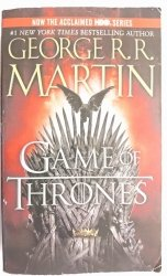 GAME OF THRONES - George R. R. Martin 2011