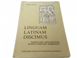 LINGUAM LATINAM DISCIMUS - Wanda Popiak (1991)