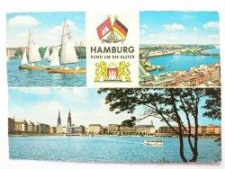 HAMBURG. RUND UM DIE ALSTER