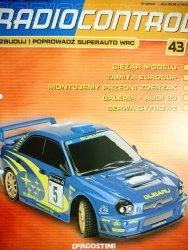 RADIOCONTROL. ZBUDUJ I POPROWADŹ SUPERAUTO WRC 43