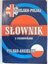 SŁOWNIK Z ROZMÓWKAMI ANG-POL POL-ANG - Grzebieniowski 2006