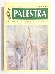 PALESTRA NR 11-12/2009 LISTOPAD-GRUDZIEŃ 2009